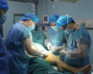 下肢静脉曲张微创手术
